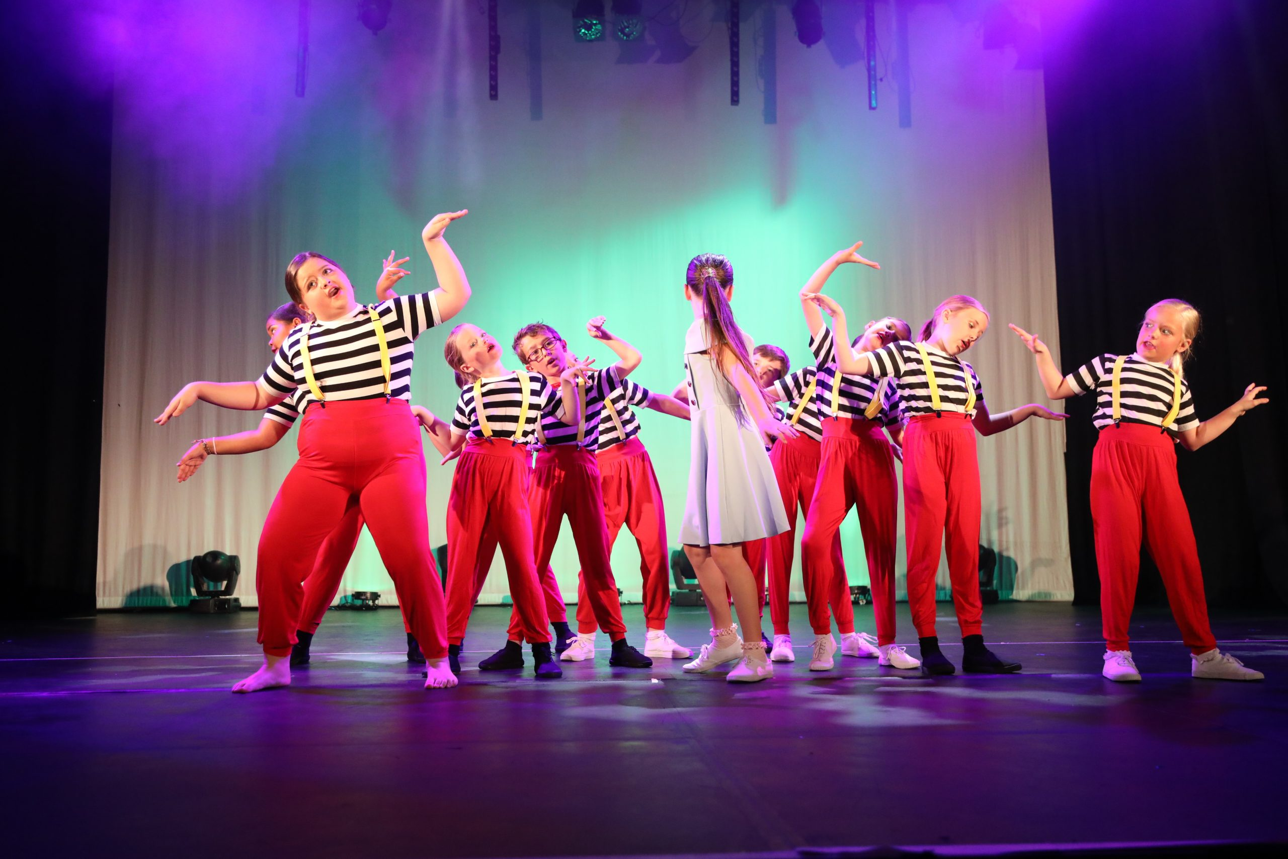 Musical Theratre classes Clacton